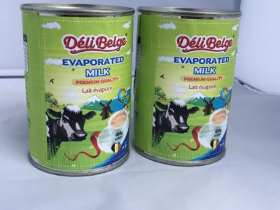 Evaporated milk Veg fat